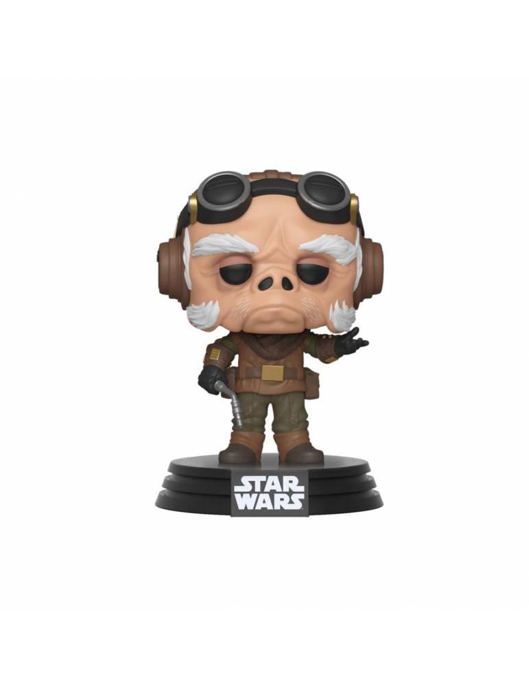 Figura Pop Star Wars The Mandalorian: Kuiil 9 cm