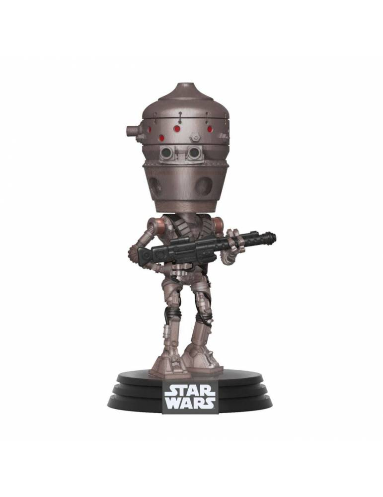 Figura Pop Star Wars The Mandalorian: IG-11 9 cm