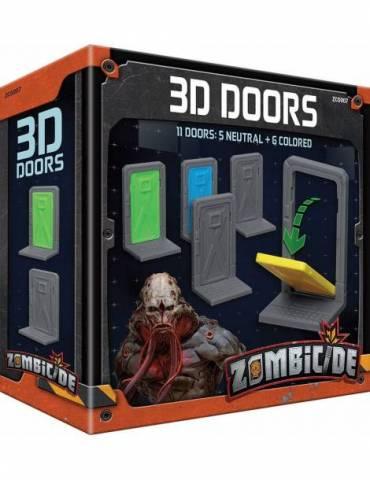 Zombicide: Invader - 3D Doors
