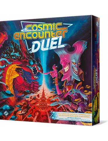 Cosmic Encounter Duel...