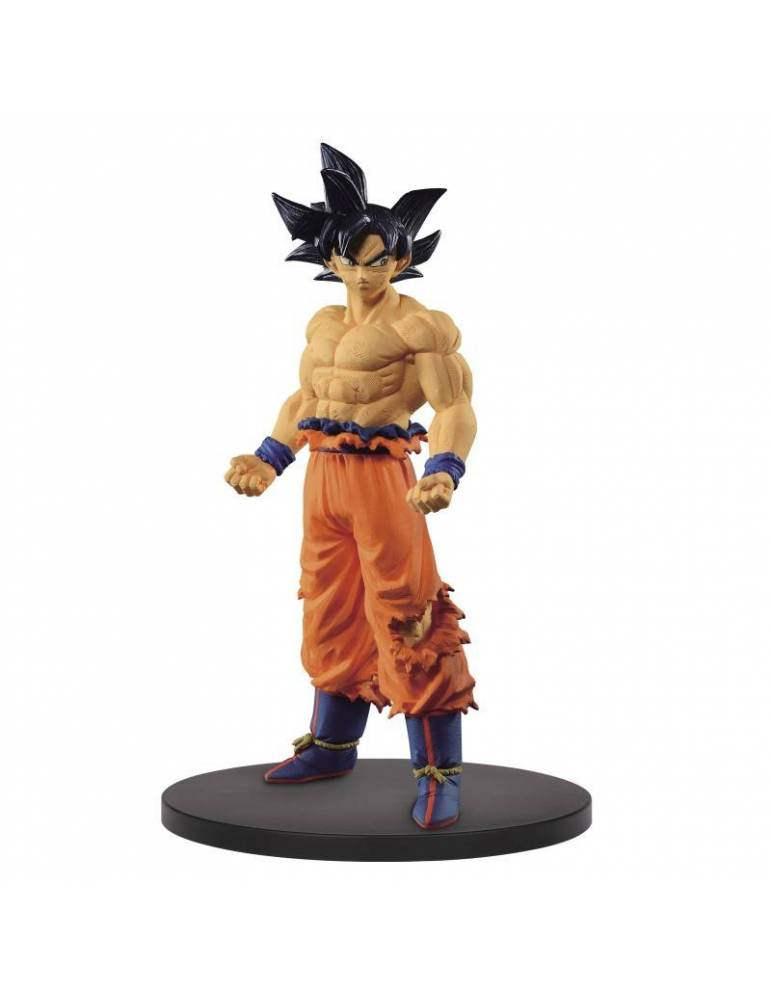 Figura Dragon Ball Super Creator X Creator: Son Goku Ultra Instinct Sign 19 cm