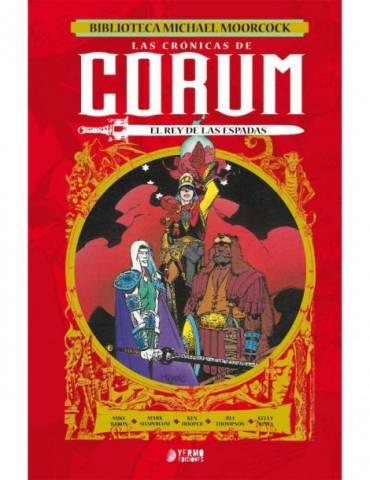 Las Crónicas de Corum 03: El Rey de las Espadas
