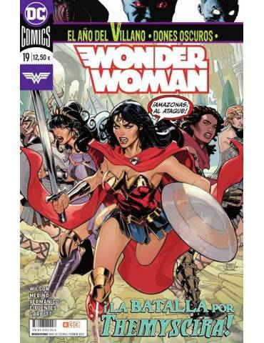 Wonder Woman núm. 33/19