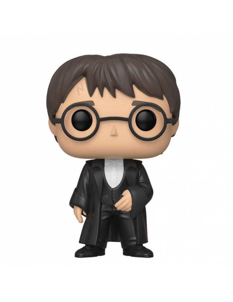 Figura Pop Harry Potter: Harry Potter (Yule) 9 cm
