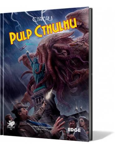La llamada de Cthulhu: Pulp...