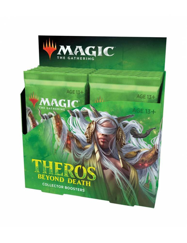 Magic: Theros más allá de la muerte - Expositor de Sobres de coleccionista (12 sobres) (Inglés)