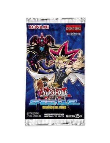 Yu-Gi-Oh! Speed Duel: Desafíos del Reino - Sobre de 5 cartas