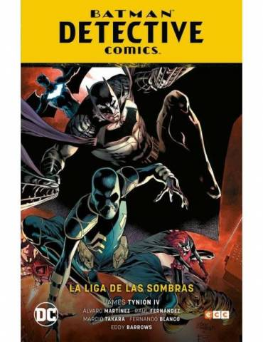 Batman - Detective Comics vol. 03: La Liga de las Sombras (Batman Saga - Renacimiento parte 4)