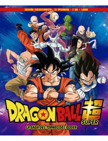 Dragon Ball Super Box 8: La Saga del Torneo del Poder (Blu-Ray Coleccionista)