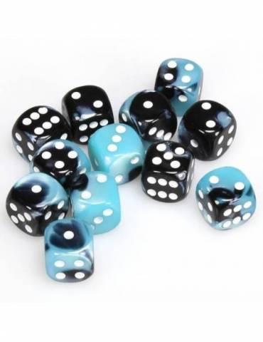 Set de 12 dados Chessex de...
