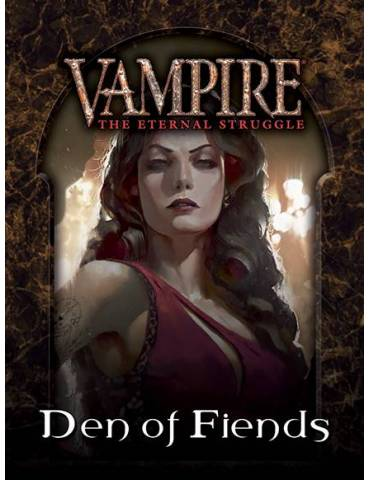 Vampire: The Eternal Struggle - Den of Fiends (Castellano)