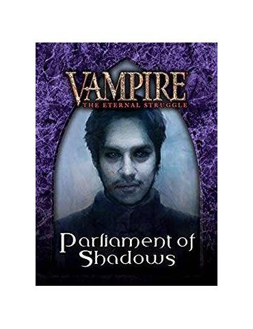 Vampire: The Eternal Struggle - Parliament of Shadows (Castellano)