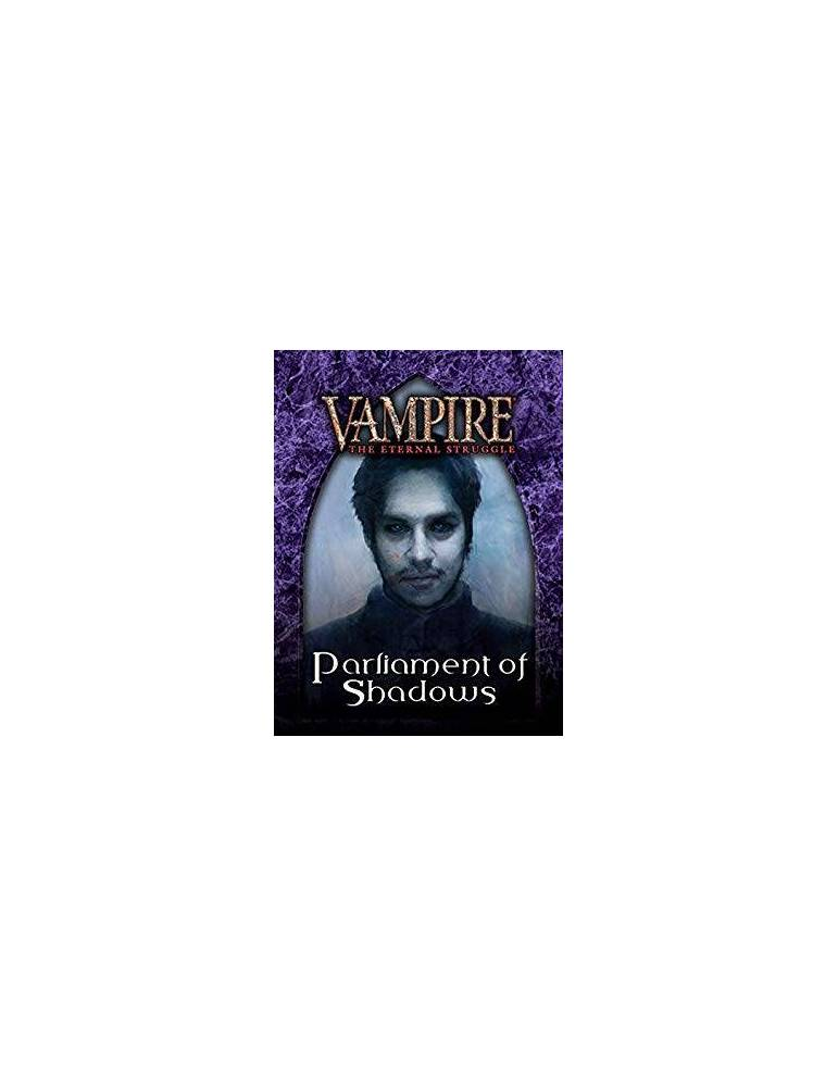 Vampire: The Eternal Struggle - Parliament of Shadows (Castellano)