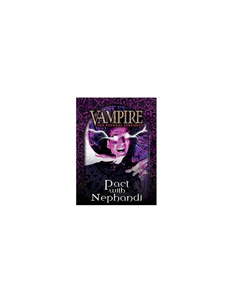 Vampire: The Eternal Struggle - Pact with Nephandi (Castellano)