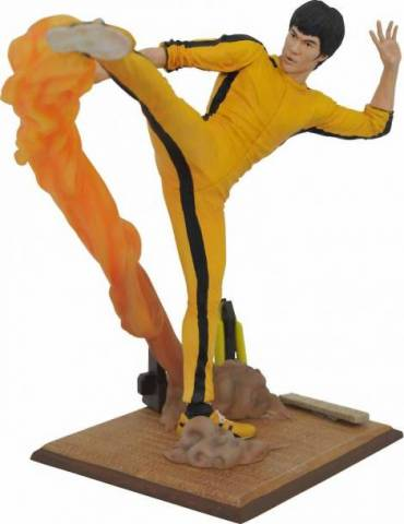 Diorama Bruce Lee Gallery:...