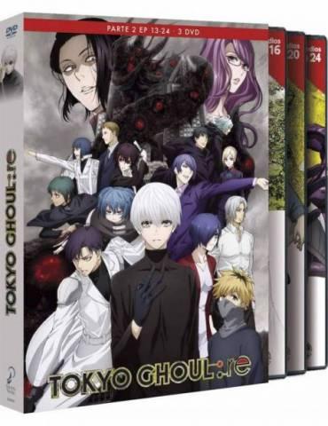 DVD Tokyo Ghoul:Re (Parte2)