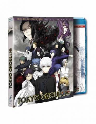 Tokyo Ghoul:Re Bluray...