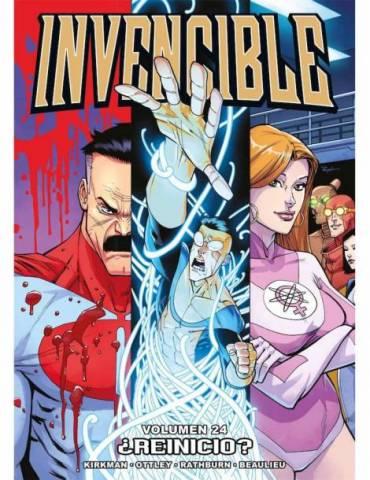 Invencible 24: ¿Reinicio?