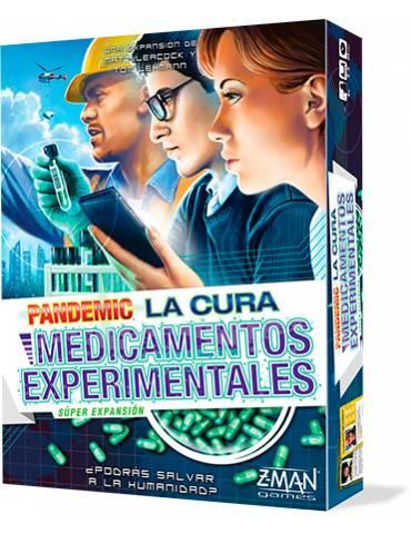 Pandemic: La Cura -...