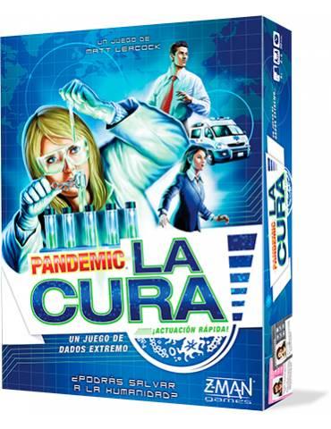 Pandemic: La Cura (Castellano)