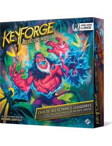 KeyForge: Mutación Masiva -...
