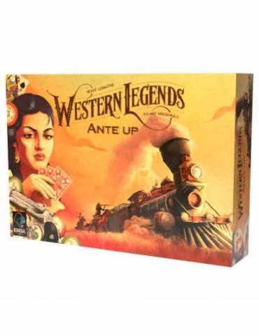 Western Legends: Ante Up...