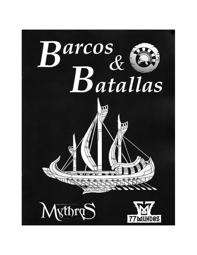 Mythras: Barco y Batallas