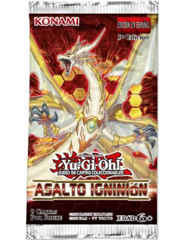 Yu-Gi-Oh! Asalto Ignición -...