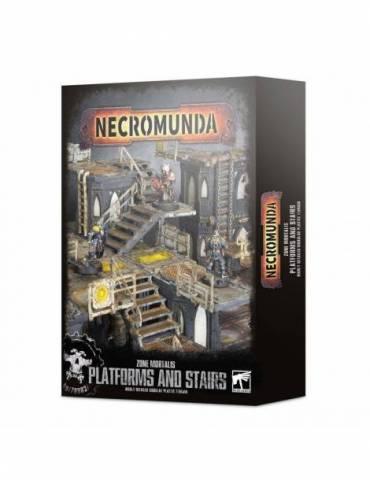 Necromunda: Plataformas y...