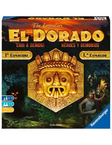 El Dorado: Héroes y Demonios