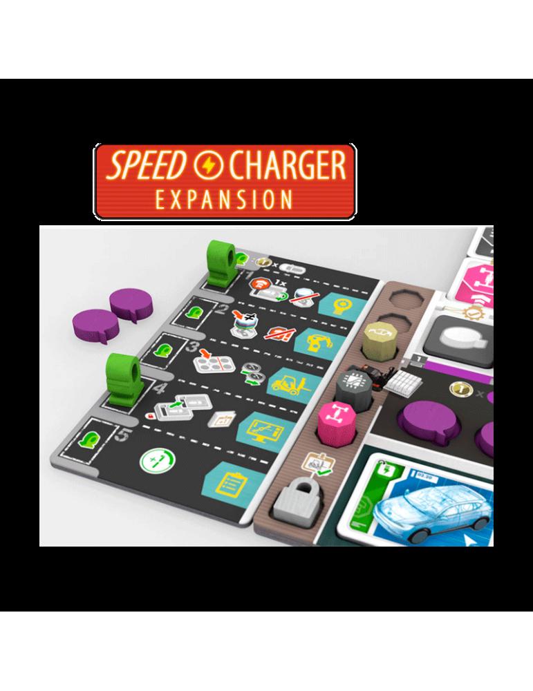 Kanban EV (Edición Kickstarter): Expansión Speedcharger