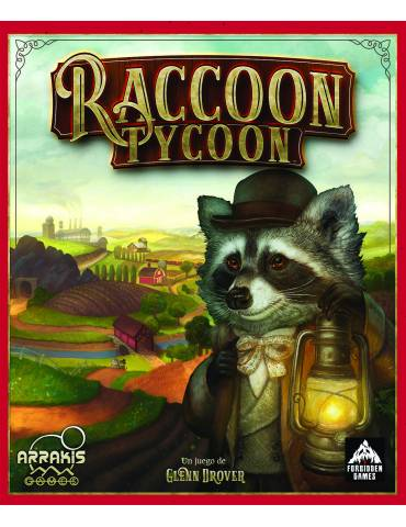 Raccoon Tycoon (Castellano)