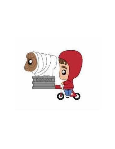 Figura Goma Pokis E.T.:...