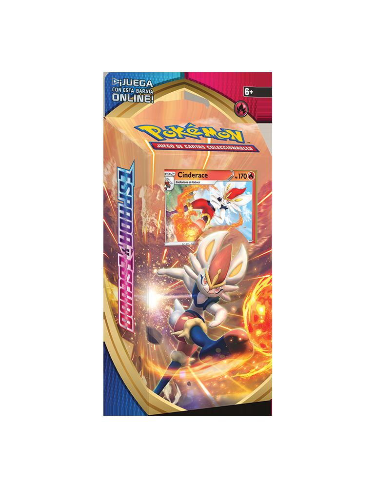 Pokémon JCC: Espada y Escudo - Baraja Temática Cinderace
