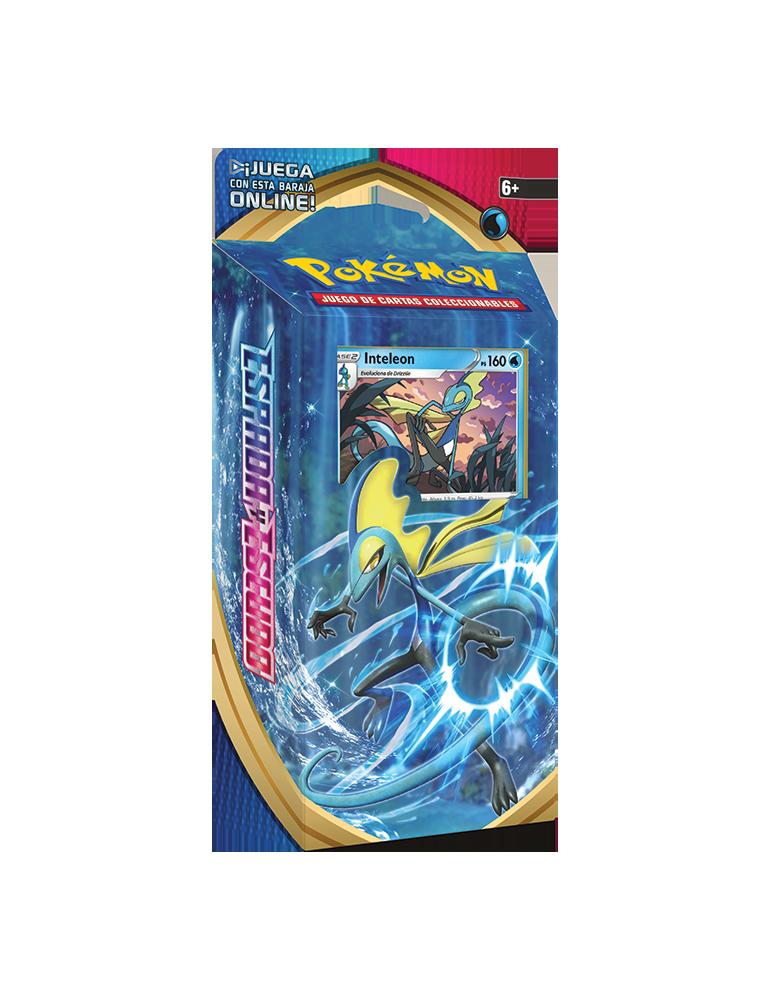 Pokémon JCC: Espada y Escudo - Baraja Temática Inteleon