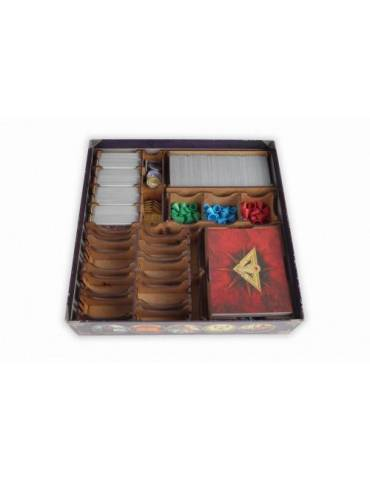 Inserto e-Raptor: Talisman 4th Edition + Expansiones + Cardholder