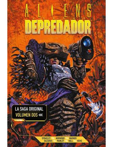 Aliens Vs Depredador.La Saga Original 2.