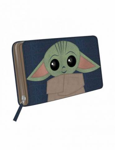 Cartera Tarjetero Star Wars The Mandalorian: The Child
