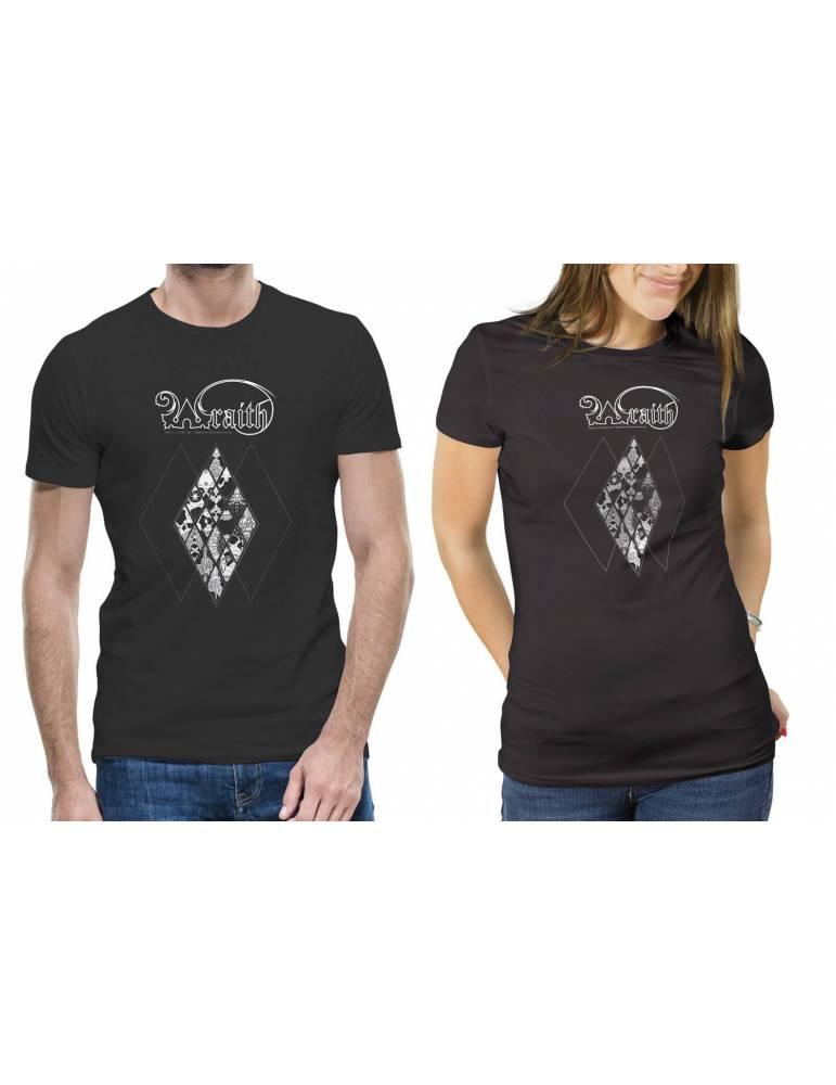 Wraith: El Olvido 20º Aniversario - Camiseta Negra