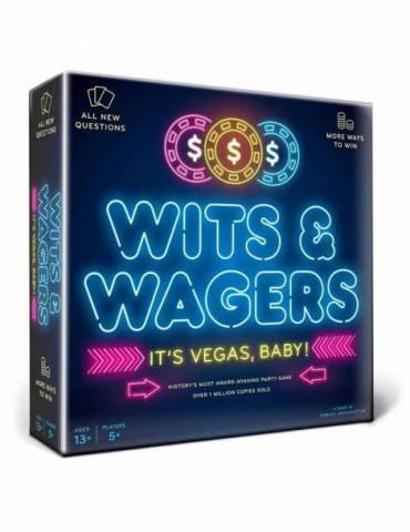 Wits & Wagers: It's Vegas