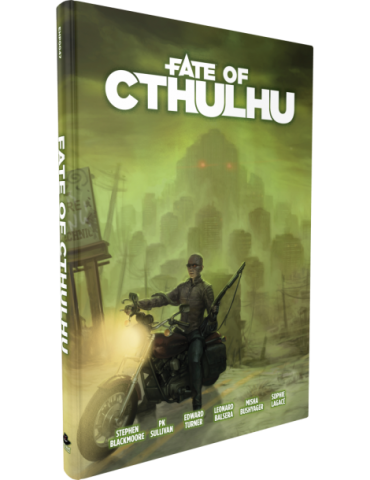 Fate of Cthulhu (Inglés)