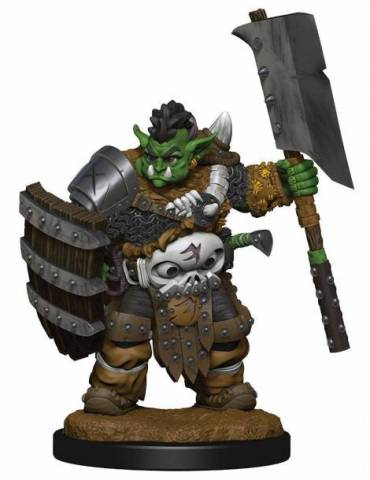 WizKids Wardlings W4: Orc