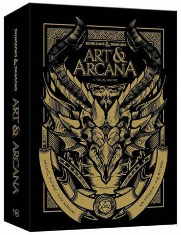 Dungeons & Dragons Art & Arcana - Special Edition