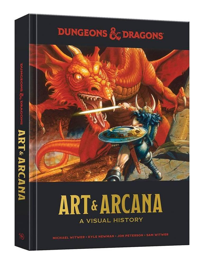 Dungeons & Dragons Art & Arcana - A Visual History