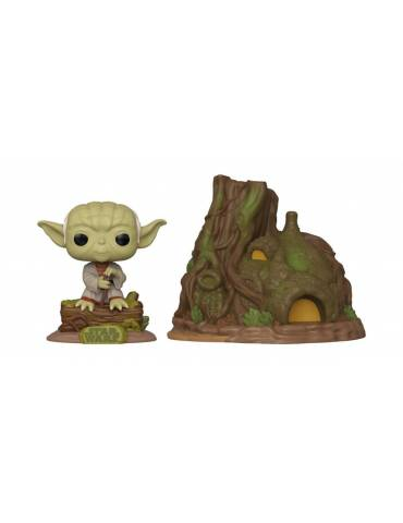 Figura POP Star Wars: Yoda's Hut