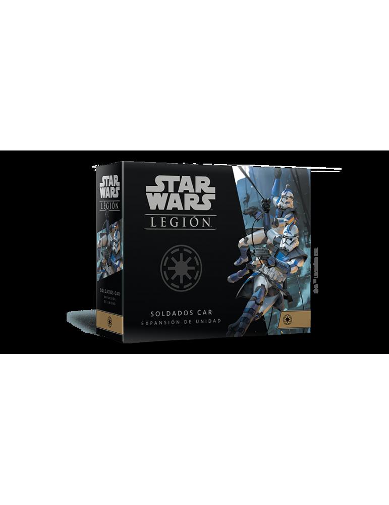 Star Wars: Legión - Soldados CAR Expansión de unidad