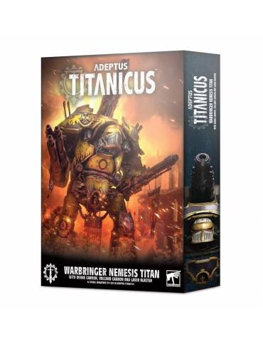 Warbringer Nemesis Titan...