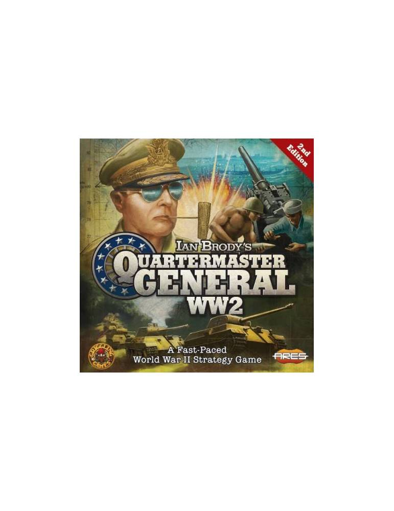 Quartermaster General (Second Edition)