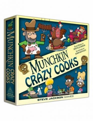 Munchkin Crazy Cooks (Inglés)