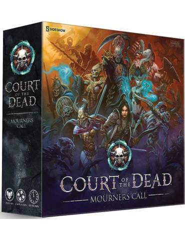 Court of the Dead: Mourners...